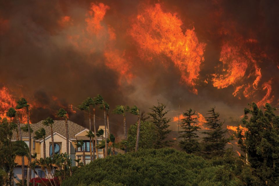 What Impact The Wildfires' Will Have On California Real Estate.