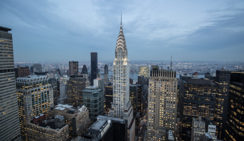 Owners of the Iconic Chrysler Building Hire CBRE Group to Sell Property!