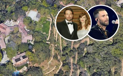 Ben Affleck & Jennifer Garner Finally Sell Their Pacific Palisades Family Home to Adam Levine, Post-Divorce!